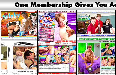 One Membership Gives You Access To All Our Exclusive Sites!
